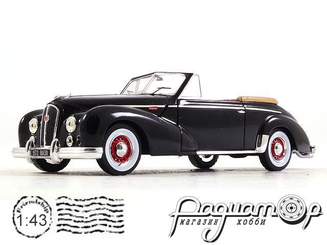 Hotchkiss Antheor Cabriolet (1953) CLC239 (TI)