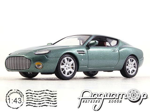 Aston Martin DB7 Zagato (2005) MOC058 (TI)