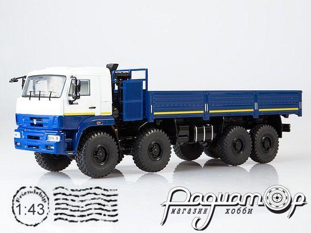 КАМАЗ-6560 бортовой (рестайлинг) (2005) SSM1384
