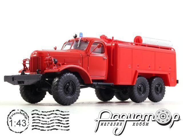 Легендарные Грузовики СССР №9, ЗиЛ-157 АТ-2 (1961)