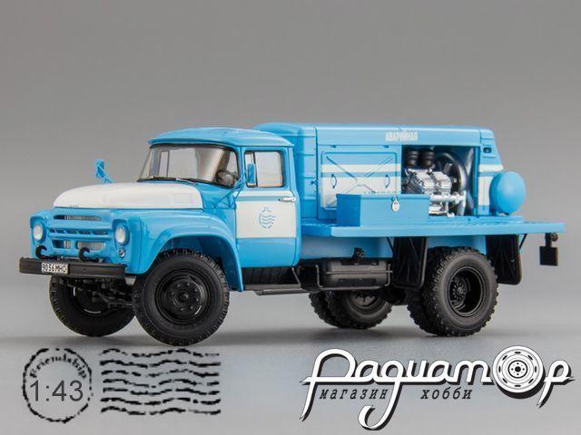 ПКС-130 «МОСВОДОПРОВОД», г.Москва (1985) 113011