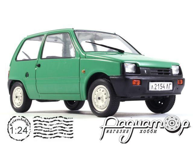 Легендарные советские автомобили №51, ВАЗ-1111