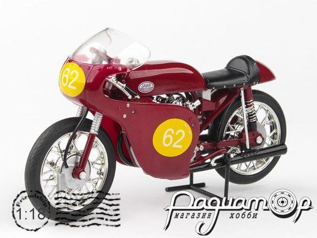 Jawa 350 2xOHC, German Grand Prix Hockenheim (1961) 118M-004-62