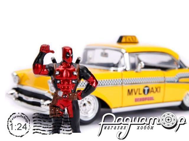 Deadpool Taxi with Figure 30290