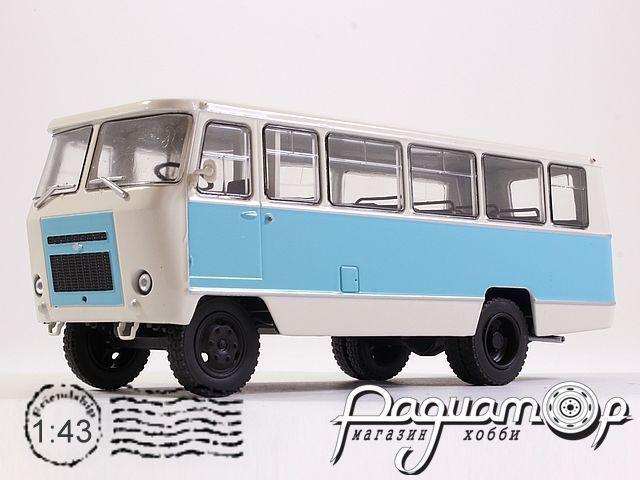 Наши Автобусы №3, Кубань-Г1А1-02 (1989)