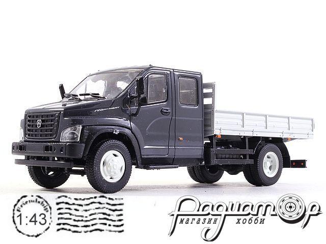 ГАЗон Next C42R33 бортовой (2013) H241 (ZU)