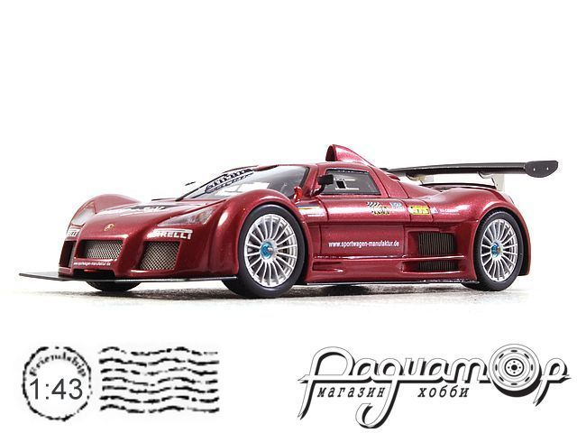 Gumpert Apollo (2005) S0666 (TI)