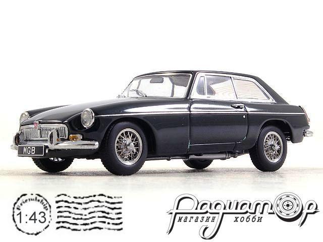 MGB GT Coupe Mk.II (1965) 56602 (TI)