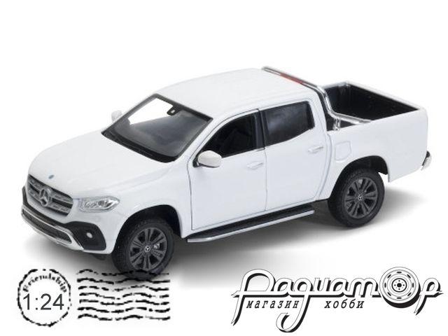 Mercedes-Benz X-Class (2017) 24100-W