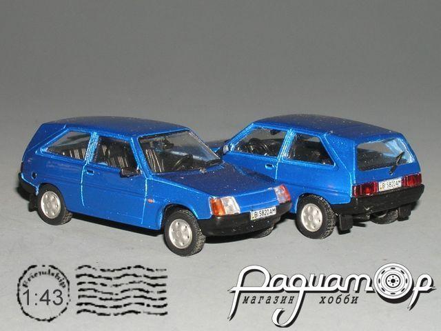 ЗАЗ-11024 грузопассажирский (1988) РZ-80-B