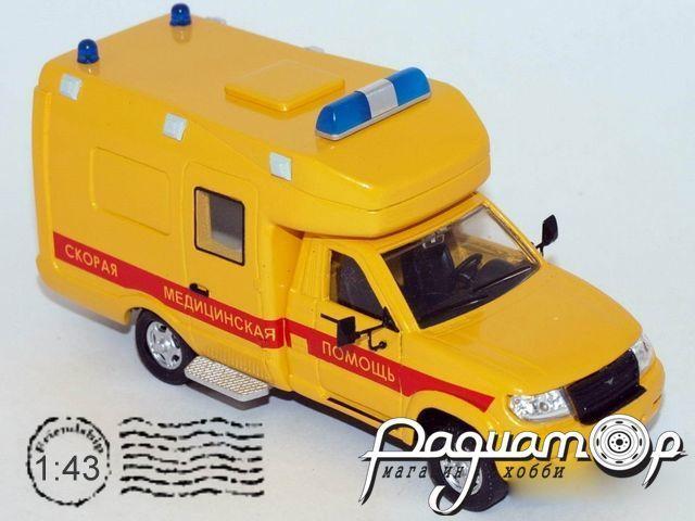 Транскит УАЗ-2760 реанимация VM064