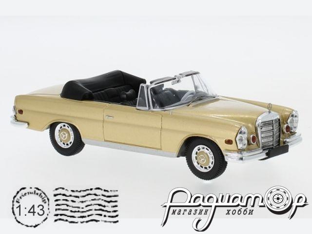 Mercedes-Benz 280SE (W111) 3.5 (1969) CLC315