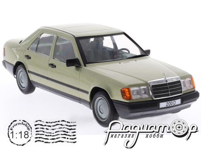 Mercedes-Benz 200 D (W124) (1984) MCG18205