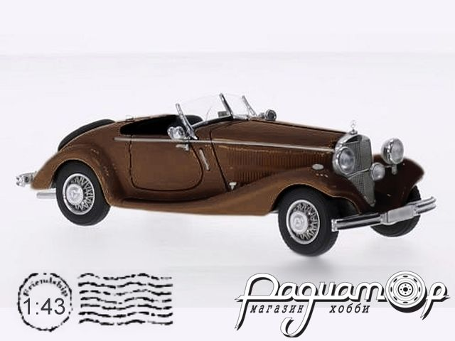 Mercedes-Benz 290 Roadster W18 (1937) 45013