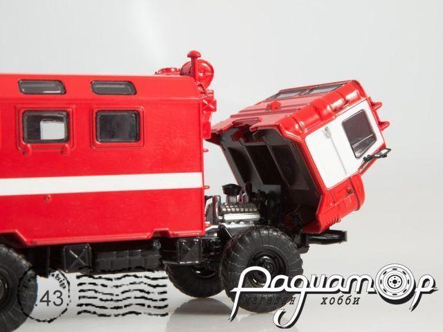 Кунг К-66, пожарный (1965) SSM1191