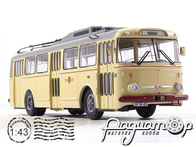 Skoda 9tr, Potsdam (1961) PCL47065