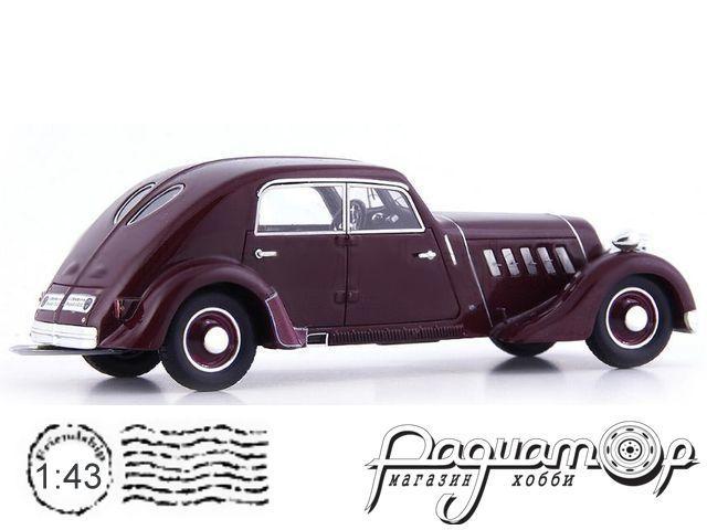 Rohr 8 Typ Stromlinie (1932) ATC04023
