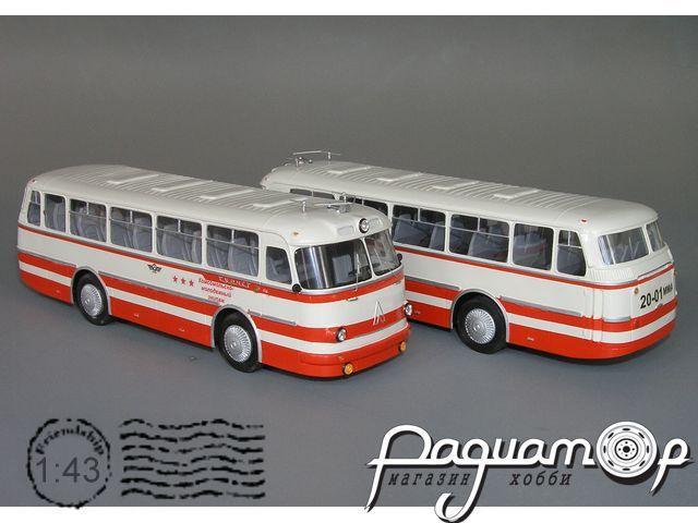 ЛАЗ-697М «Турист» (1974) V3-32.1