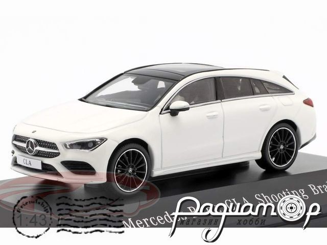Mercedes-Benz CLA Shooting Brake (X118) (2019) B66960474