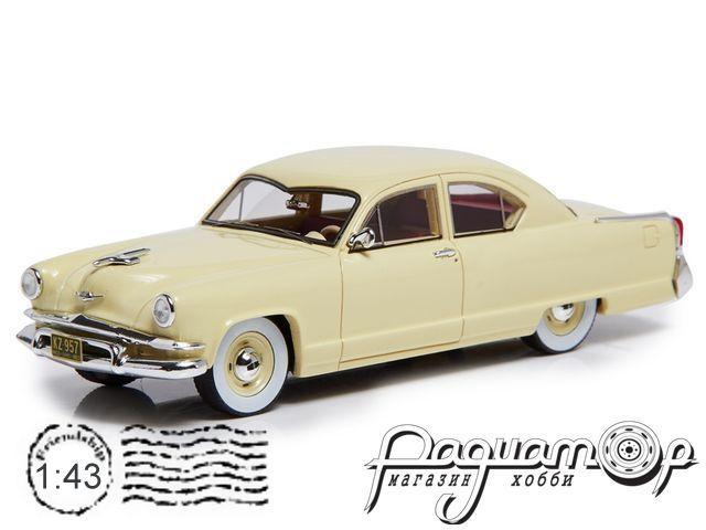 Kaiser-Frazer Carolina Sedan (1953) EMUS43047B