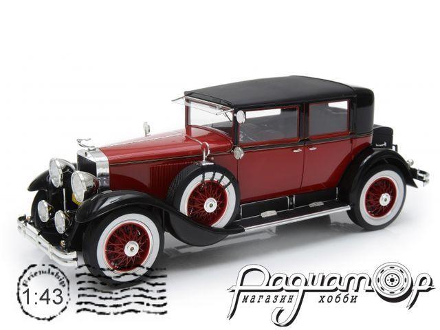 Cadillac 341A Town Sedan (1928) EMUS43077B