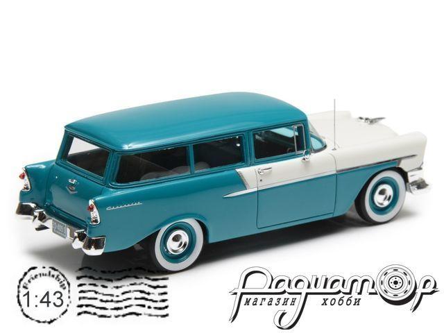 Chevrolet 150 Handyman wagon (1956) EMUS43079A
