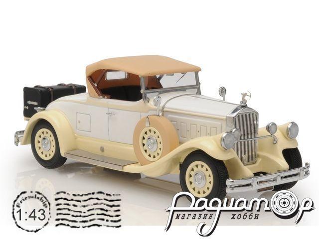 Pierce Arrow Model B Roadster (1930) EU43006B