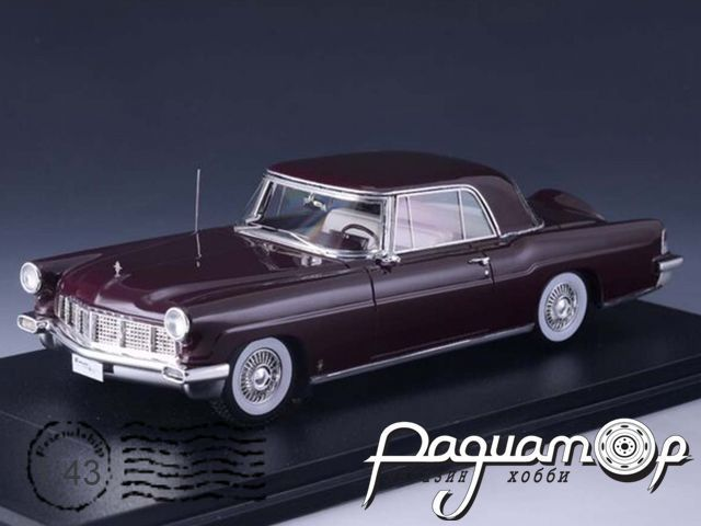Lincoln Continental Mark II Cabriolet Hardtop (1956) GLM102703