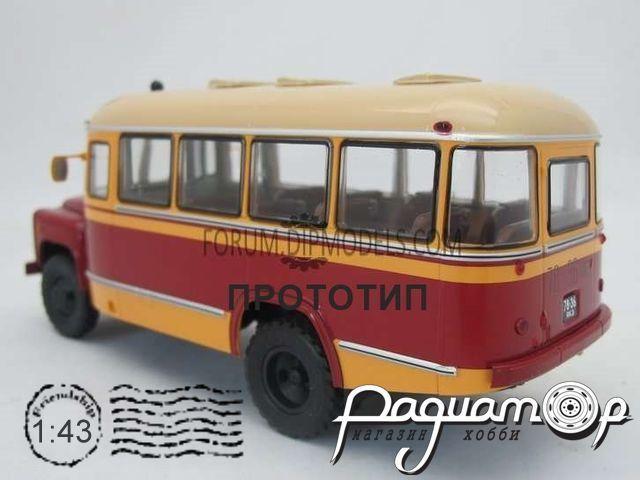 КАвЗ-685 Трест «ЯКУТАЛМАЗ» - Мирнинский ГОК (1976) 168504