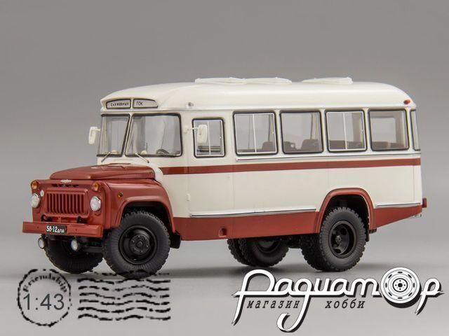 КАвЗ-685 Служебный – ГОК (1977) 168504 (синий)