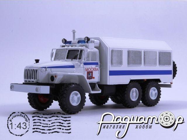 Урал-55571 Омон (1989) 5-14