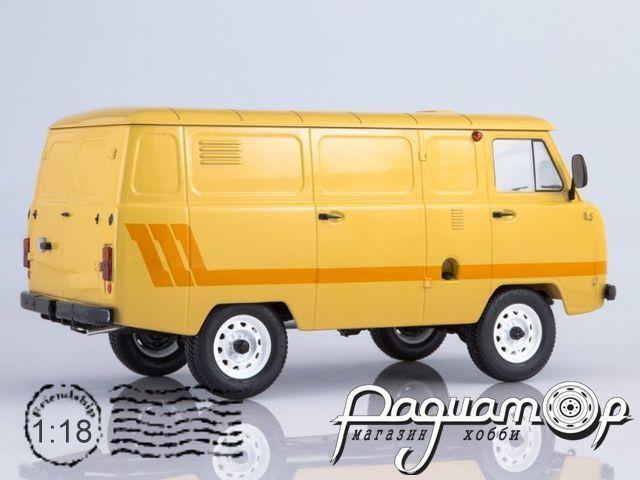 УАЗ-3741 (1985) SSM2007