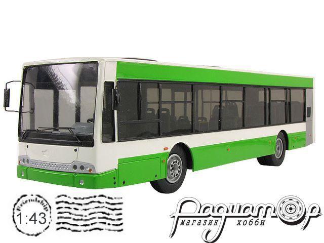 Волжанин 5270.06 «СитиРитм-12» городской (2007) 8-1-5