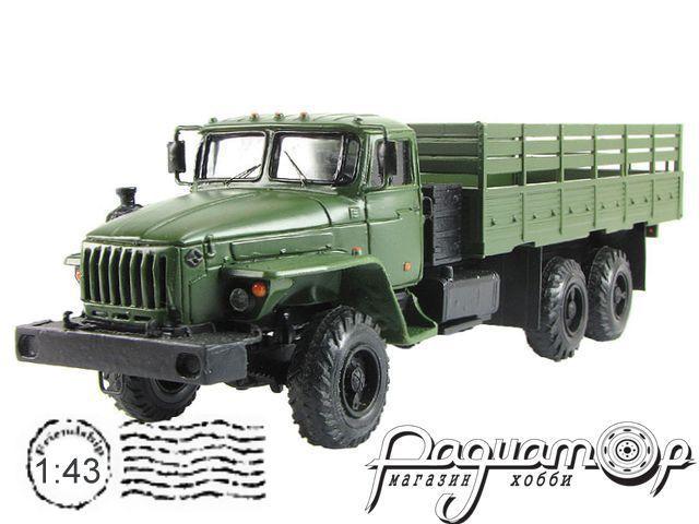 Урал-4320-1911 бортовой (1977) 19-1-1