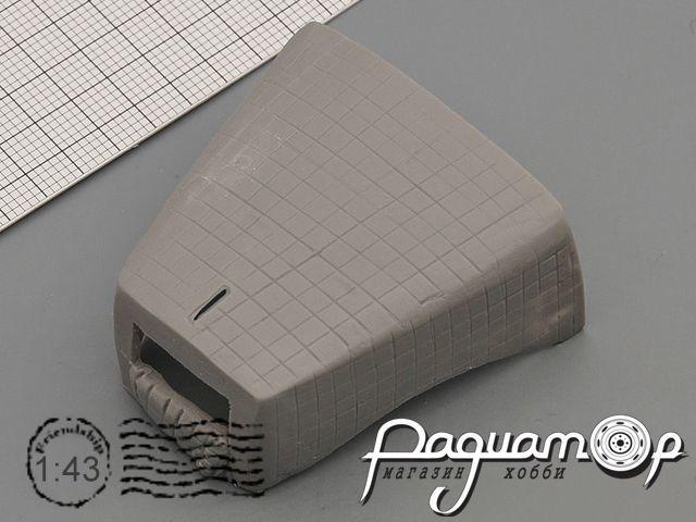 Утеплитель капота (ватник) для КРАЗ-255 GST062