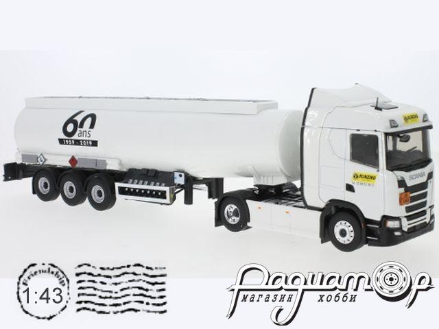 Scania S450 Tanker Hydrocarbure Klinzing Transports (2016) 116611