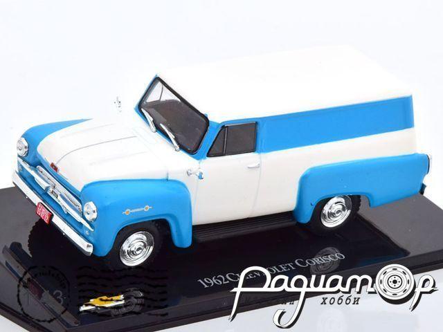 Chevrolet Corisco Van (1962) EV057