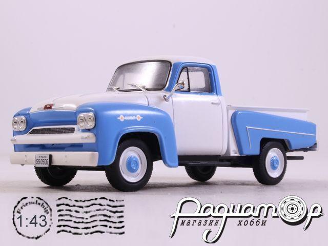 Chevrolet 3100 Picape Pick-Up (1964) EV052