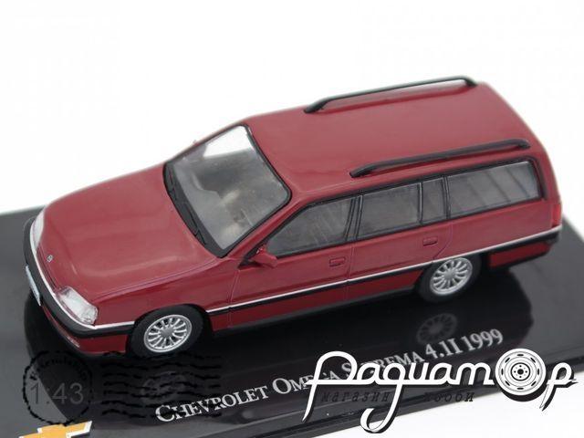 Chevrolet Omega Suprema 4.1 I (1999) EV053