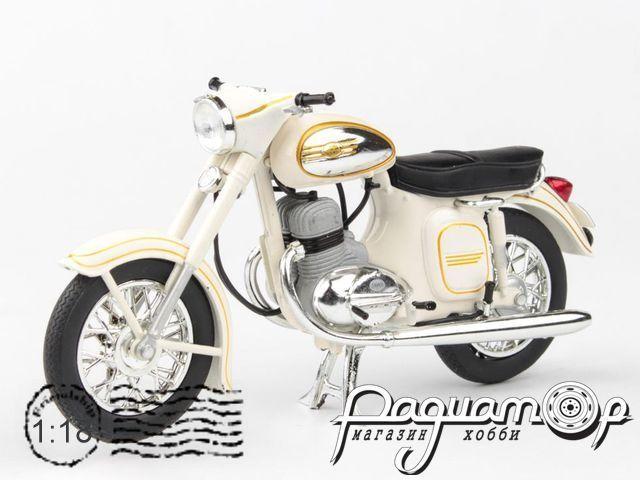 Jawa 350 Kyvacka Automatic (1966) 118M-002e