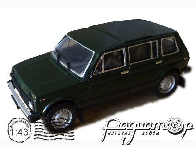 Транскит ВАЗ 2131 Нива (1995) UM-K013