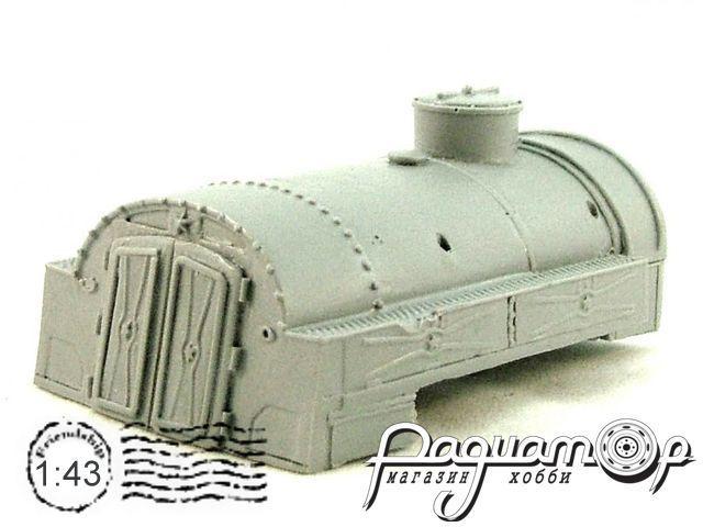 Транскит бочка АТЗ (для ЗиЛ-157) UM-K003