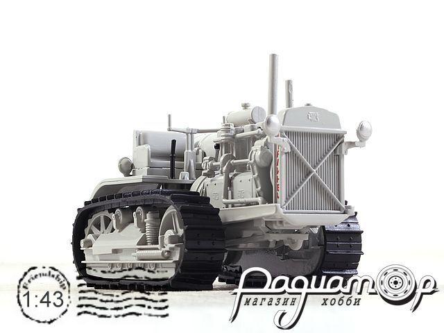 Тракторы №129, С-60