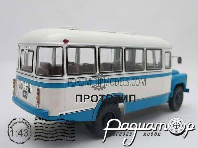 КАвЗ-685 Саяногорск – Сизая (1977) 168505 (зеленый)