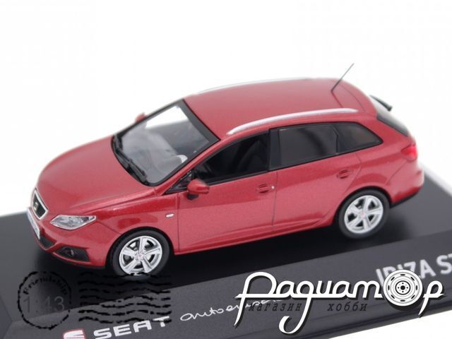 Seat Ibiza ST (2008) AT06