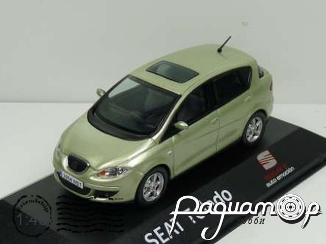 Seat Toledo III (2004) AT16