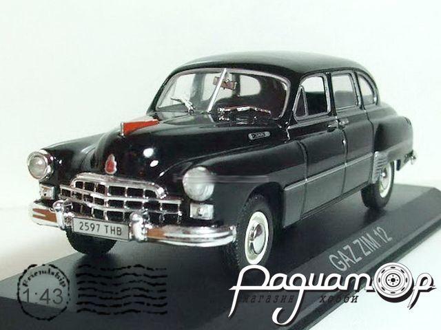 Masini de Legenda №36, ГАЗ-12 ЗИМ (1950) (ML)