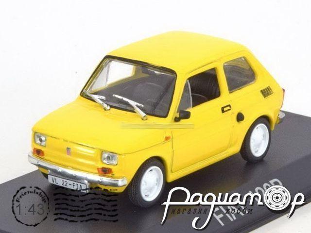 Masini de Legenda №34, Fiat 126P (1972) (ML)