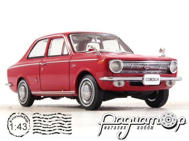 Toyota Corolla 1100 (1968) 894 (TI)