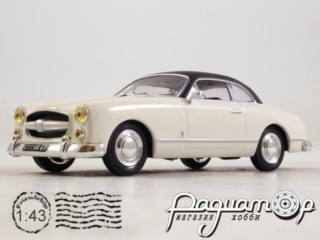 Ford Comete Coupe (1951) (TI)